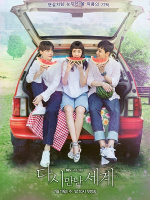 Reunited Worlds Episode 37 et 38 Vostfr